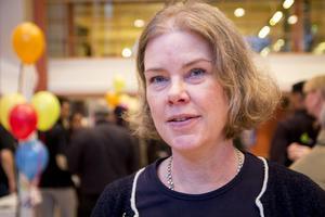 Lotta Wennlund är rektor på Bollnäs folkhögskola.