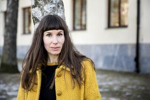Författaren Mirja Unge prisas. Foto: Christine Olsson/TT/Arkiv
