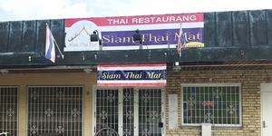 Siam Thai Mat i Kramfors är till salu.