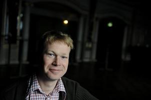 Johan Glans har tidigare gjort föreställningar med namnen