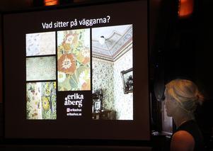 Erika Åberg berättar om tapeternas historia och konstaterar att idealen alltid har svängt.