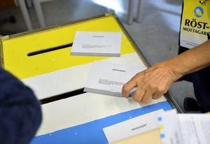 Lars Nilsson tycker att folkomröstningen om vindkraft på Ripfjället borde göras om, i samband med riksdagsvalet 2022.