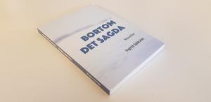 """Ingrid Sjökvist riktar sig till vuxna i sin novellsamling """"Bortom det sagda""""."""