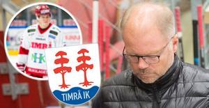 Westerlund har spelat samtliga Timråmatcher denna säsong. Får