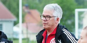 Surt för Hede och Hedes tränare Kjell Åke Nordström som åkte på andra uddamålsförlusten i rad, efter att ha varit det bättre laget.