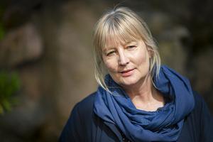 Karin Smirnoff är en av författarna som kommer till årets Storytelling. Foto: Tomas Oneborg/SvD/TT