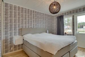 Huset i Skästa Hage. Foto: Mäklarringen Västerås