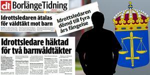 Den 52-årige dåvarande idrottsledaren dömdes 2012 för att ha våldtagit en flicka i Dalarna. Mannen, som nu bor utanför länet, återvände dock i somras och våldtog ytterligare en flicka. Foto: Mikael Hellsten/Arkiv