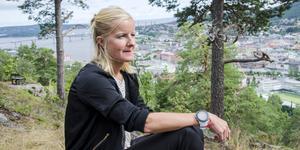 Frida Albertsson älskar höga berg, även hemma i Sundsvall. Medan hon reser i världen på sin lediga tid vill hon vara kvar i sin hemstad till vardags.
