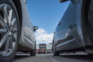 Länsförsäkringar Jämtland konstaterar att antalet plåtskador på fordon ökar stadigt de fem senaste åren.