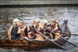 Bakom namnet Hälsobanken döljde sig laget från Sparbanken Västra Mälardalen. Foto: Lennye Osbeck