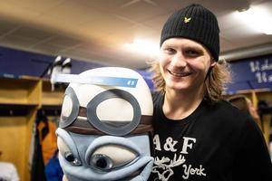 Blir det en fortsättning i Leksands IF för Anton Karlsson? Foto: Daniel Eriksson