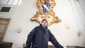 I Avesta kyrka finns ett så kallat begravningsepifatium med namnet Augustin Mannerheim. Augustin var släkt med den finländska marskalken Gustaf Mannerheim. Ytterligare en Mannerheim ligger begravd i kyrkan – nämligen Elisabeth.