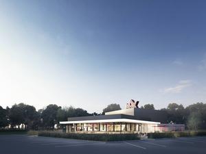 Max tredje restaurang i Gävle öppnar i Hemlingby köpcentrum nästa sommar.