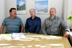 Göran Festa Sundell, till höger, hävdar att det kommunala bolaget