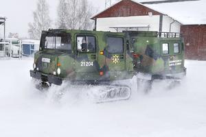 Räddningstjänsten har tre brandvagnar i kommunen. Under söndagen fanns en i beredskap i Hallstavik och två i Norrtälje.