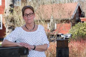 """Även innan Annica flyttade till Norberg hade hon varit här många gånger med sina barn. """"Naturen och lugnet lockar mig mest."""""""