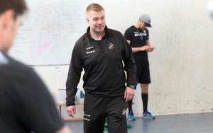 Jussi Salo. Foto: Bildbyrån