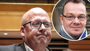 Bosse Svensson (C) och Pär Löfstrand (L).