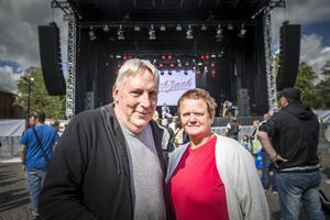 Södertäljefestivalen har ett bra utbud, tycker Janne Holmqwist och Susanne Pettersson.