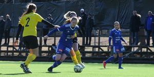 Matilda Ullström imponerade på Sportens reporter under premiären mot Hille