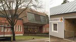 Gröndalsskolans huvudbyggnader får ge plats för 200 nya elever när både Humlegårdsskolan och Lilla Gröndal töms, i höst.