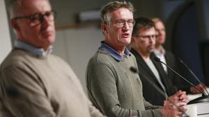 """Sverige allt mörkare på smittkartan – Tegnell: """"En ökande spridning i alla åldersgrupper just nu"""""""
