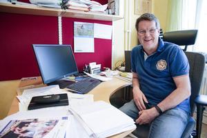 Kommunalrådet Leif Pettersson (S) tycker etableringen av Ludvikas första grundskolefriskola blir intressant.