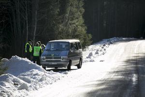 Missing People har bland annat sökt i områden mellan Avesta och Norberg.