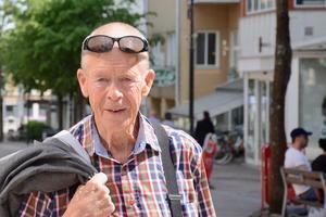 Gunnar Liljeqvist har samlat 27 olika förslag till sin vision om Värnamo.
