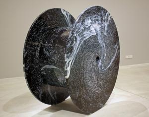 Jonas Nobels skulpturs