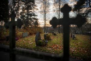 Södertälje kyrkogård. Arkivbild: Jonas Tetzlaff
