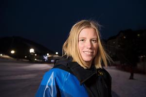 Sandra Näslund., Kramfors Alpina. Bild:  Joel Marklund/Bildbyrån