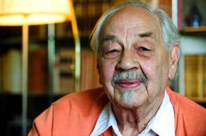 Allkonstnären Lennart Hellsing fyller 90 år i dag. De flesta känner honom via de rimmade barnböckerna.Foto: Scanpix