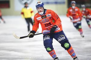 Patrik Nilsson stod för två av Bollnäs mål.