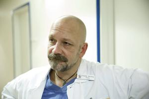Fredrik Broman, Överläkare, Ortopedkliniken Falu Lasarett