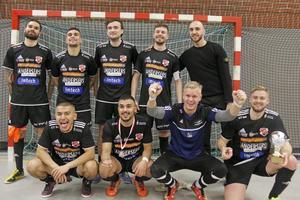 Sala AC vann herrseniorfinalen mot Ransta IK efter straffläggning.