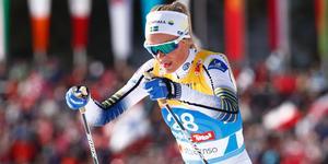 Frida Karlsson vid ett tidigare tillfälle. Bild: Terje Pedersen/TT.