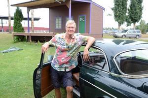 Lars Wanfors räknar med att det ska bli betydligt fler  Amazoner i Lokparken i helgen, än bara hans egen.