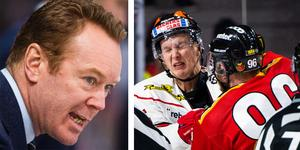 Niklas Eriksson var tillfreds med insatsen men konstaterade att Örebro gjorde för mycket misstag. Bilder: Simon Eliasson/Bildbyrån
