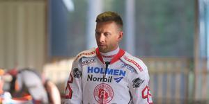 Lagkapten Jonsson tog elva poäng mot Dackarna. Här från Målilla förra året.