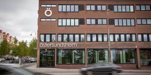 Kommunägda bostadsbolaget Östersundshem.