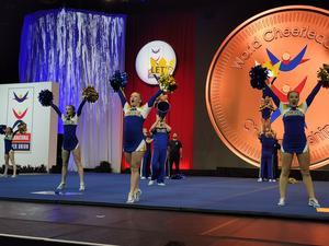 Det mixade landslaget i cheerleading, Team Sweden