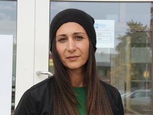 Valida Cicen är en av Vänsterpartiets nyvalda ledamöter.