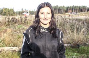 Maja Gradin – segrare i Mittmedia Folkrace Cup 2019.
