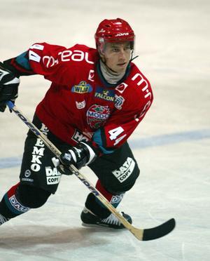 Mika Lehtinen. Bild: Bildbyrån