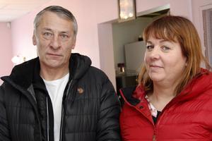 Finns det en vilja så finns det en lösning, hoppas Bård och Magdalena Andersson.
