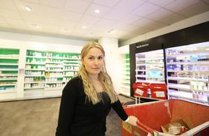 Jennifer Eriksson, egenvårdsansvarig på Apotek Hjärtat: