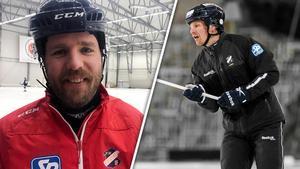 Oscar Jonsson och Fredrik Åström tar över som assisterande tränare i Edsbyn.