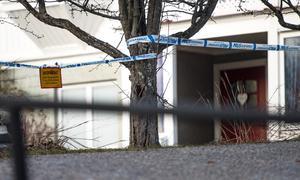 Varken offret eller den misstänkte ska bo i bostaden där brottet skedde.